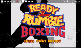 Screenshot Thumbnail / Media File 1 for Ready 2 Rumble [U]